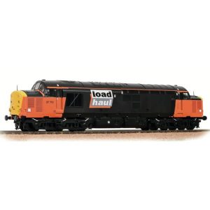 Bachmann 32-390SDDS Class 37/7 37710 LoadHaul DCC Sound Fitted