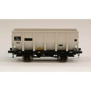 Accurascale ACC1045 HUO 24.5T Coal Hopper BR Grey TOPS B333800