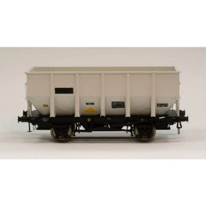 Accurascale ACC1046 HUO 24.5T Coal Hopper BR Grey TOPS B334435