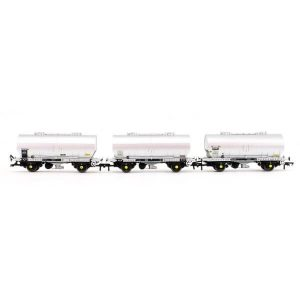 Accurascale ACC1065 APCM Cemflo / PCV Powder Wagon Pack H