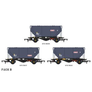 Accurascale ACC2021 PCA Bulk Cement Wagon STS Pack B