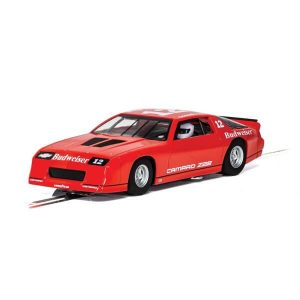 Scalextric C4073 Chevrolet Camaro Iroc-Z Red