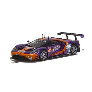 Scalextric C4063 Ford GT GTE No.85 Keating / Bleekemolen / Fraga Le Mans 2019