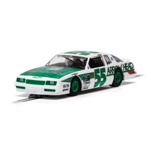 Scalextric C4079 Chevy Monte Carlo No.55 Green & White 1986