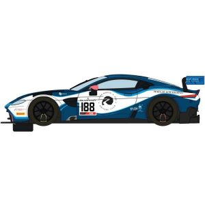 Scalextric C4100 Aston Martin Vantage GT3 Garage 59 No.188 Goodwin / West / Harris 2019