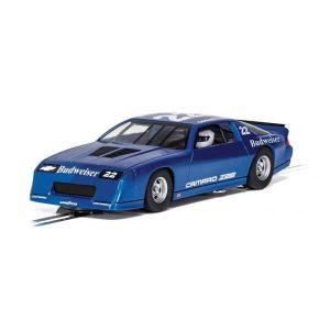Scalextric C4145 Chevrolet Camaro Iroc-Z Blue