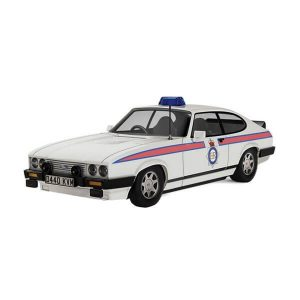 Scalextric C4153 Ford Capri Mk3 Greater Manchester Police
