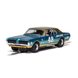 Scalextric C4160 Mercury Cougar XR7 No.48 Paul Westberg Trans Am 1967