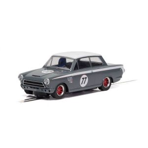 Scalextric C4177 Ford Lotus Cortina No.77 Donald / Jordan Goodwood 2019