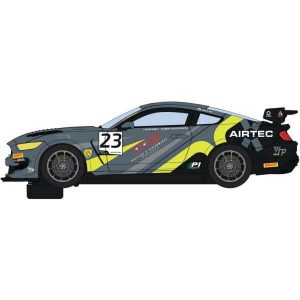 Scalextric C4182 Ford Mustang GT4 Race Performance No.23 Taylor-Smith / Smelt British GT 2019