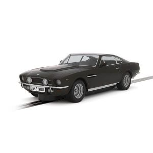 Scalextric C4203 Aston Martin V8 Vantage James Bond 'No Time to Die'