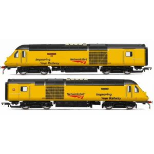 Hornby R3769 Class 43 43013 / 43014 HST Train Pack Network Rail