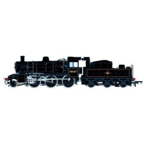 Hornby R3836 Standard Class 2MT 78047 BR Green with Late Crest