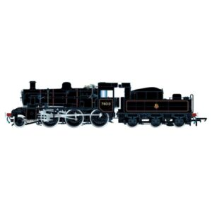 Hornby R3838 Standard Class 2MT 78010 BR Black with Early Crest