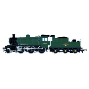 Hornby R3839 Standard Class 2MT 78000 BR Green with Late Crest