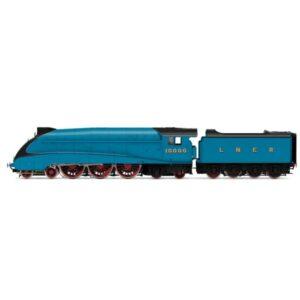 Hornby R3843 Rebuilt Class W1 10000 LNER Garter Blue