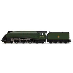 Hornby R3844 Rebuilt Class W1 60700 BR Green with Early Crest