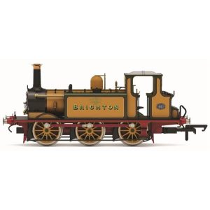 Hornby R3845X Class A1 (Terrier) No. 40 LB&SCR Umber DCC Fitted