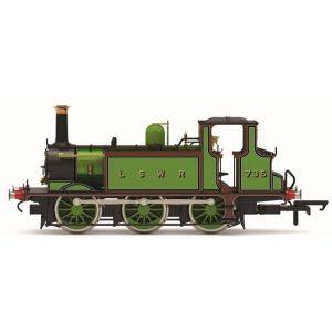 Hornby R3846 Class A1 (Terrier) No. 735 LSWR Green