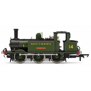 Hornby R3847X Class A1 (Terrier) No. W14 'Bembridge' SR Maunsell Green DCC Fitted