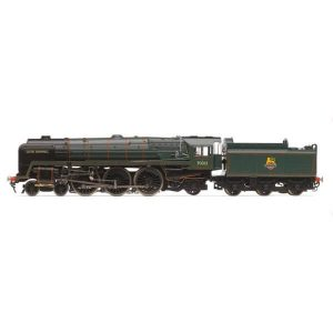 Hornby R3865 Class 7 Britannia 70013 'Oliver Cromwell' BR Lined Green with Early Crest