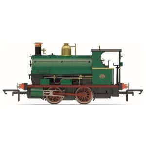 Hornby R3868 Peckett W4 Class No. 490 'Crawshay Brothers'