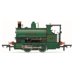Hornby R3869 Peckett W4 Class No. 33 'Lady Cornelia' Dowlais Iron Works
