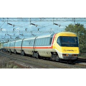 Hornby R3874 Class 370 370001/002 APT 7 Car Pack InterCity Livery