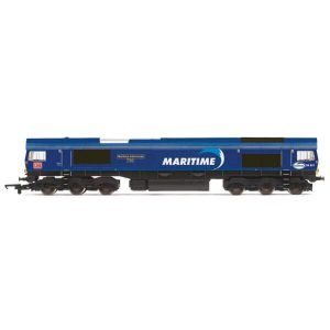 Hornby R3887 Class 66 66047 'Maritime Intermodal Two' DB Cargo UK