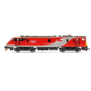 Hornby R3891 Class 91 91118 'The Fusiliers' LNER (2018)