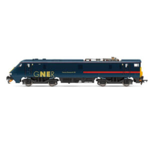 Hornby R3893 Class 91 91117 'Cancer Research' GNER