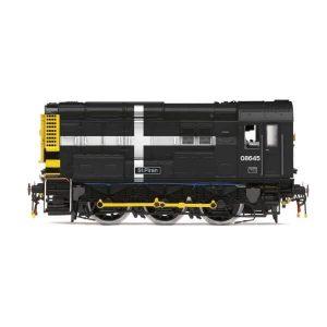 Hornby R3900 Class 08 08645 'St. Piran' GWR (2015)
