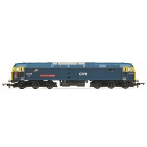 Hornby R3907 Class 47/7 47749 'City of Truro' GBRf RailRoad Range