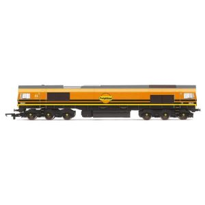 Hornby R3922 Class 66 66623 Freightliner G&W