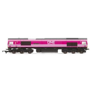 Hornby R3923 Class 66 66587 'As One, We Can' Ocean Network Express