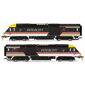 Hornby R3944 Class 43 43123 / 43065 HST Train Pack 'City of Edinburgh' BR InterCity Swallow Livery