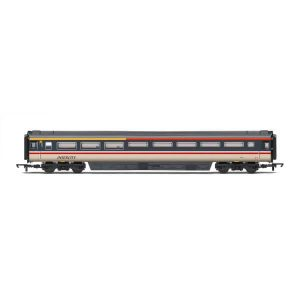 Hornby R40004 Mk3 TRFB Trailer First Buffet Coach F InterCity Swallow