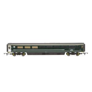 Hornby R4779B Mk3 TRFB Trailer First Buffet Coach K GWR (2015)