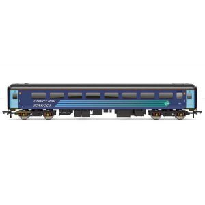 Hornby R4966 BR Mk2F FO First Open DRS