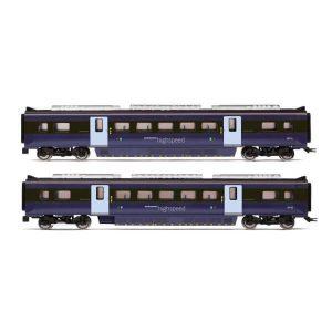 Hornby R4999 Class 395 Highspeed Train 2-car Coach Pack South Eastern