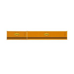Hornby R60001 Container Pack 1 x 40′ & 1 x 20′ Freightliner