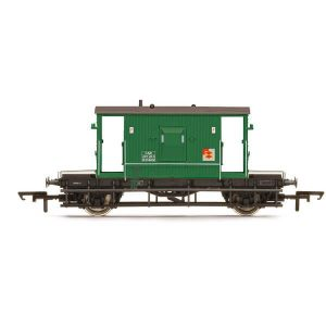 Hornby R6942 BR 20T Brake Van BR Railfreight Distribution