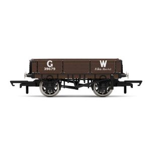 Hornby R6943 3 Plank Wagon Great Western Railway