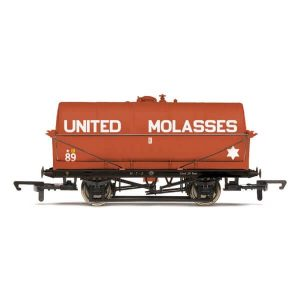 Hornby R6955 20T Tank Wagon United Molasses No.89