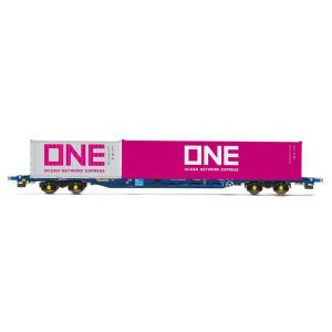 Hornby R6956 KFA Container Wagon Ocean Network Express