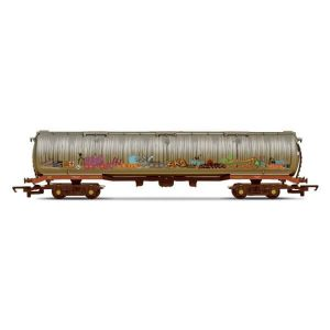 Hornby R6967 100T TEA Bogie Tank Wagon VTC with Graffiti