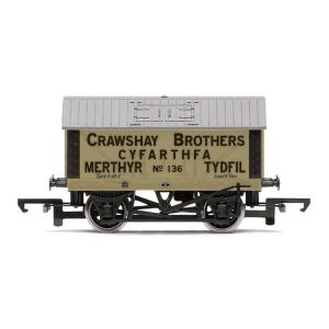 Hornby R6976 8T Lime Wagon Crawshay Brothers