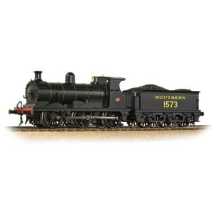 Bachmann 31-464 C Class 1573 Southern Railway Lined Black
