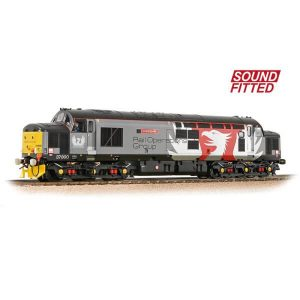 Bachmann 32-393ASF Class 37/7 37800 'Cassiopeia' Europhoenix (ROG) DCC Sound Fitted