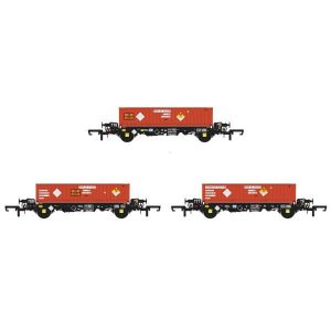 Accurascale ACC2081 PFA DRS LLNW Nuclear Half Height Container Pack O